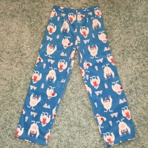 Boys 8 pj pants